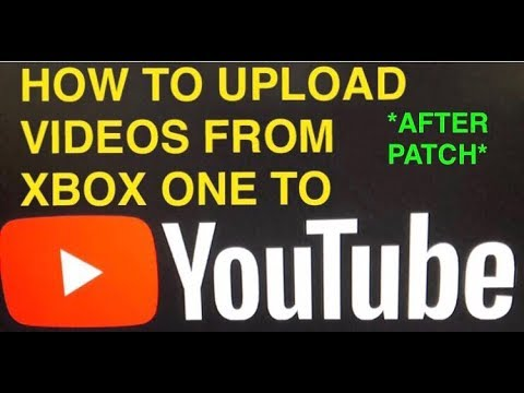 """*New* """"How To Upload Videos To YouTube From Xbox One"""" - Upload Any Video From Xbox One To YouTube!"""