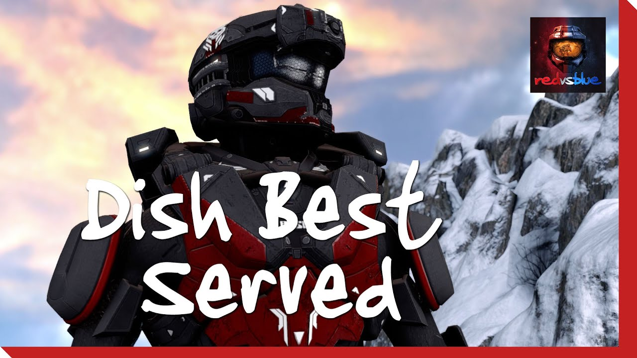Season 13, Episode 11 - Dish Best Served | Red vs. Blue
