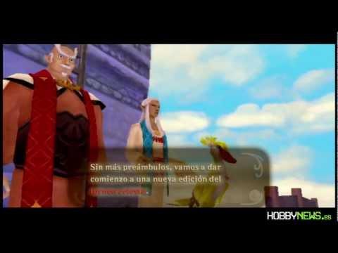 Zelda Skyward Sword HD - Análisis en Español