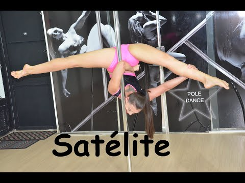 Satellite - Tutoriais de Pole Dance por Alessandra Rancan