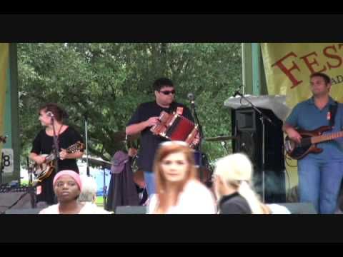 Cajun Music - Acadian Festival in Louisiana