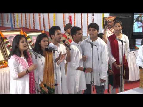 Mumbai university Song |CKT Sr. college(New Panvel)|Chandrakant