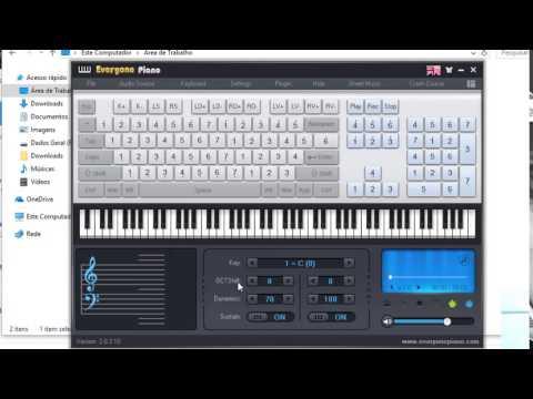 Aprenda Sobre o Everyone Piano - O Piano Virtual - YouTube
