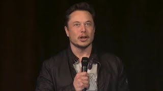 Elon Musk Shocks Audition with Game Changing Battery Masterplan