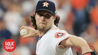 The Yankees will be an unbelievable team with Gerrit Cole - Buster Olney | Golic and Wingo