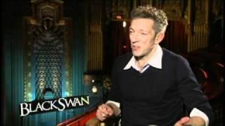 Vincent Cassel discusses 'Black Swan'