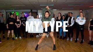 MY TYPE - Saweetie   Beckie Hughes Choreography   Heels