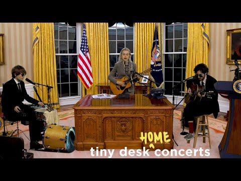 Phoebe Bridgers - Tiny Desk (Home) Concert