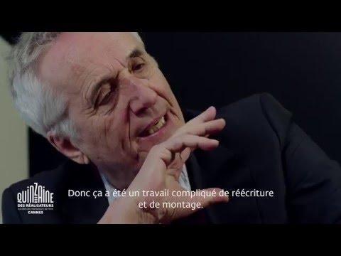Interview Quinzaine de Marco Bellocchio (Fai Bei Sogni)