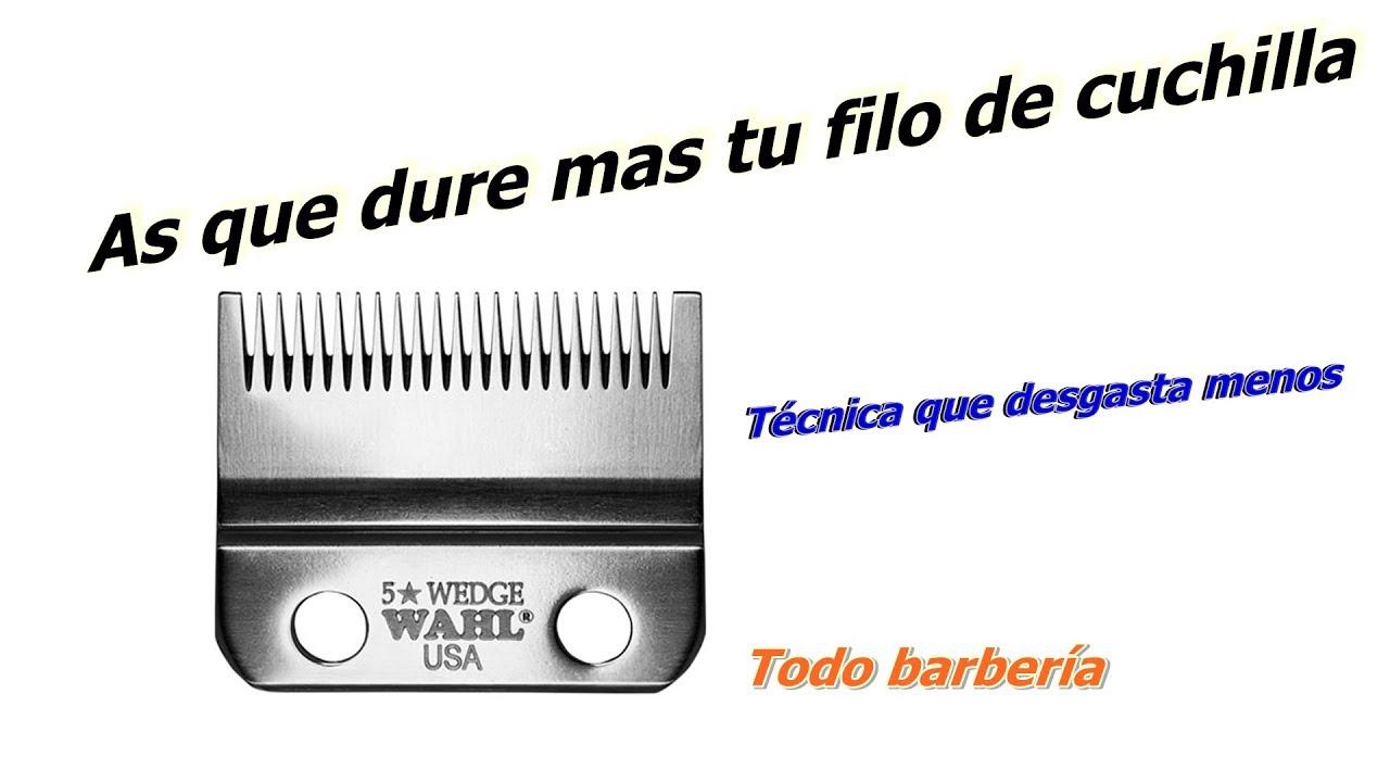 Download Filo en la cuchilla barbera/ Barbería Afilado*****