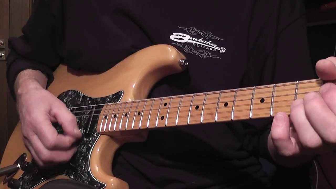 Acousti-Phonic Graph Tech & Fender Japan 1996 - YouTube