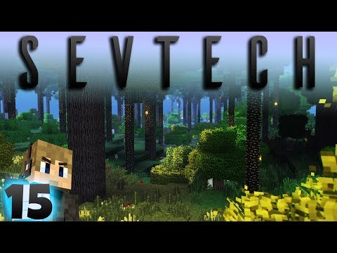 Twilight Forest!! - Sevtech Ages Episode 15 | iCraft Modded SMP