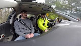 homepage tile video photo for Driving a TRD Modded Corolla S 5MT