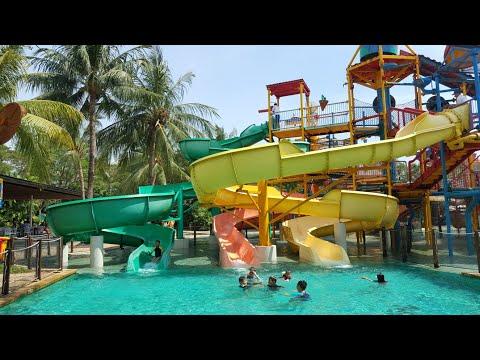 Libur Tlah Tiba Waterboom PIK Waterpark Jakarta Twister Kiddy Pool 2/2