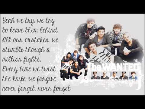 Love Sewn - The Wanted HD