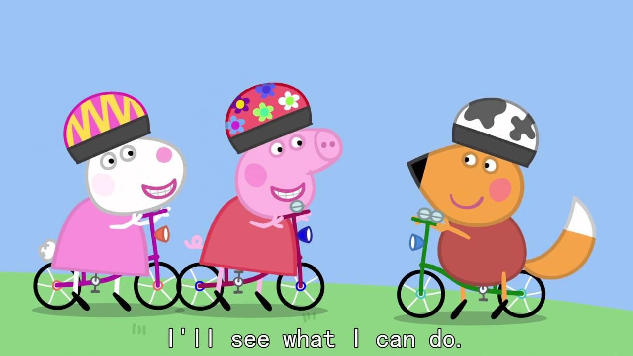 Peppa Pig - Mr Fox's Van (43 episode / 3 season) [HD]