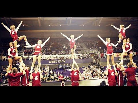 Washington State University Cheer 2015