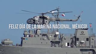 Thank you Mexican Navy