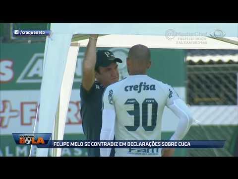 Ronaldo Sobre F. Melo: Cuca Não Merecia Passar Por Isso