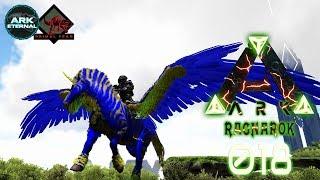 ARK: RAGNAROK [S04E18] ★ Elemental Lightning PEGASUS tamen ★ Let's Play ARK: Eternal + Primal Fear