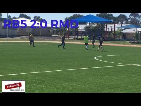 RB5 freestyle 2:0 RMD boys highlights