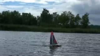 RC Force2 60 Sailing