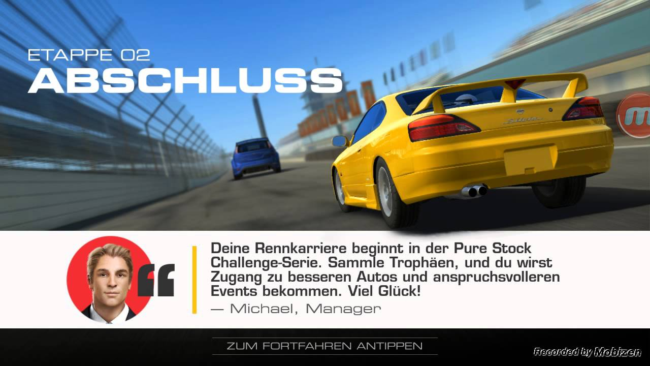 real racing 3 deutsch