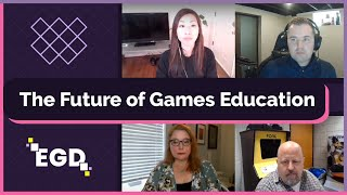 The Future of Games Education - Waffle Games 4.0