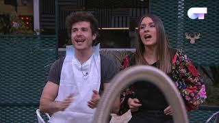 FAMOUS, MIKI, SABELA y las DUDAS pre-Gala 12 | OT 2018