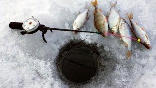 Зимняя рыбалка, последний лёд.