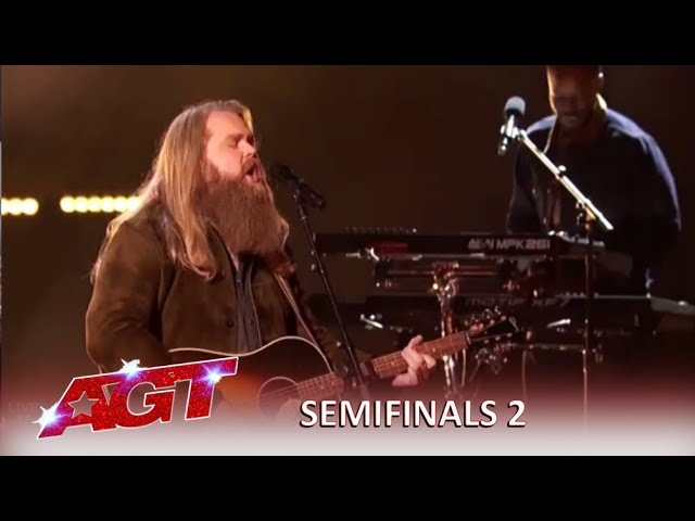 Chris Kläfford: Singer Takes Big RISK With Original Song! Will It Pay Off? | America's Got Talent
