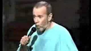 George Carlin Slave-Owners who wanted to be free!