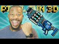 FREEZING PLAYERS! MYTHICAL FREON! | Pixel Gun 3D