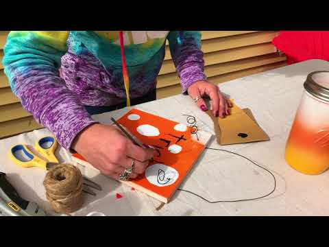 Halloween & Fall Crafts with Chelsea