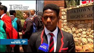 Matric class of 2016 sit for their exams