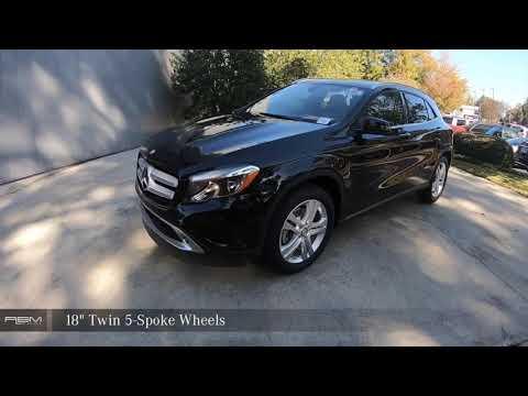 Certified 2017 Mercedes-Benz GLA Atlanta GA Sandy Springs, GA #U15447