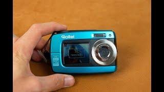 Фотоаппарат подводный, экстремальный, Rollei Sportsline 62 Dual LCD