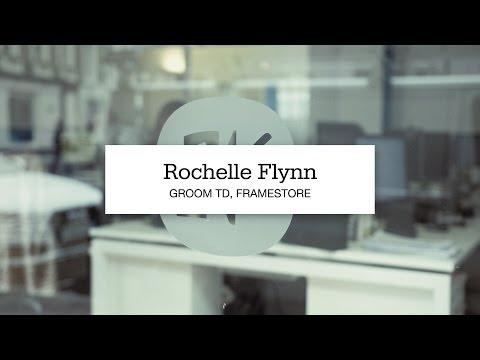 Rochelle Flynn, Groom TD at Framestore