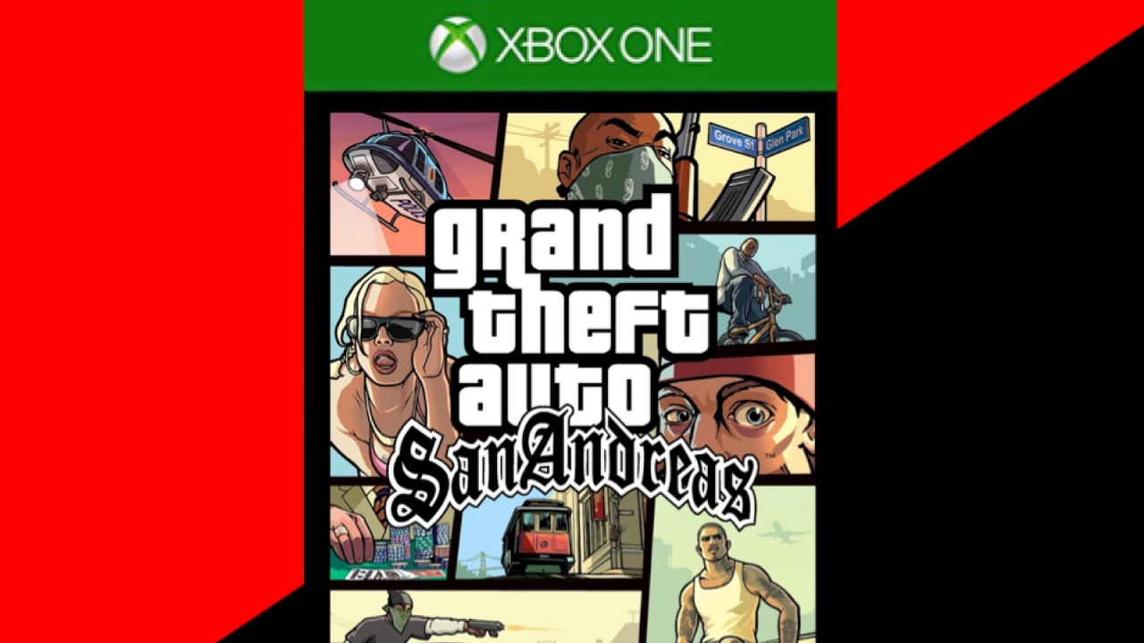 Gta San Andreas Xbox One Youtube