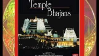 Temple Bhajans By ISKON Bangalore