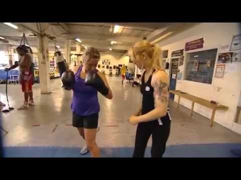 WOMEN'S BOXING - LONDON 2012 - BBC WORLD NEWS