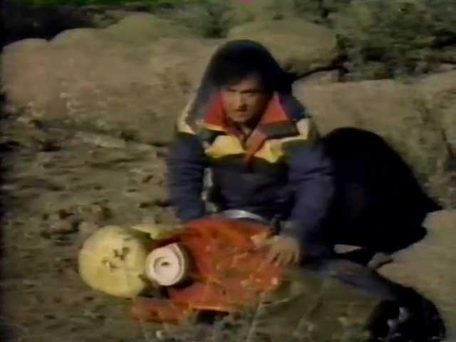 John Belushi in Continental Divide 1981 TV trailer
