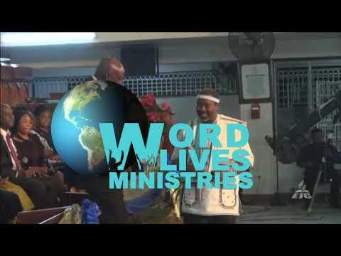 ECJ Zuki's Final Short Message in Jamaica   wearing African Attire