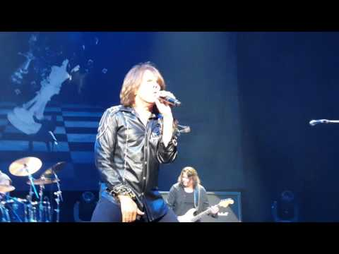 Europe - Rock the Night (Live Santiago, Chile)