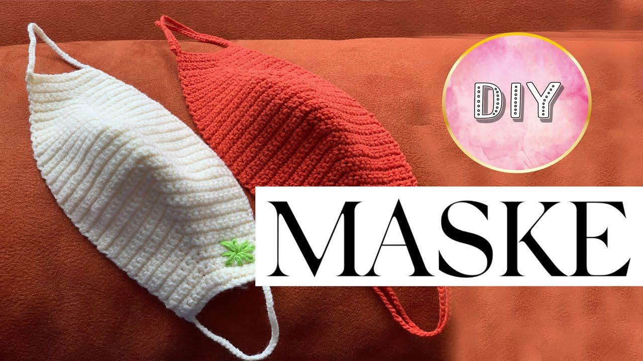 Örgü Maske Yapımı #evdekal