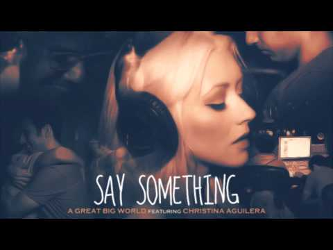 Say Something (Official Instrumental)
