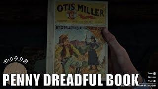 Penny Dreadful Buch Rdr2