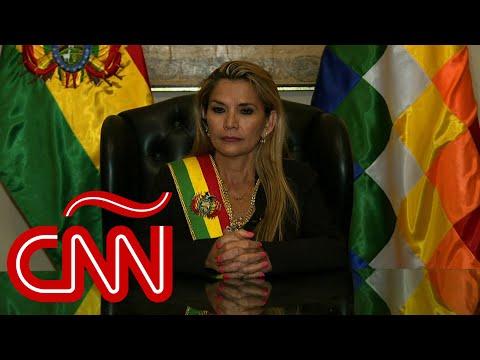 Jeanine Áñez: Don Evo Morales es un estafador de la democracia
