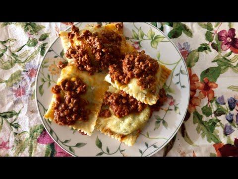 Pasta Grannies discover big ravioli called 'tortelli maremmani'