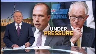 Nine + Seven News. Political Shift Causing Side Steps?(Awakening)(Fraser Anning)(Liberal Party)